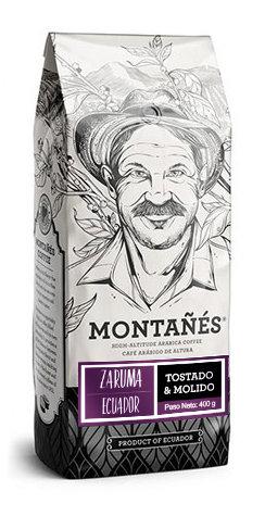Café Montañés ZARUMA