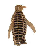 Cardboard Penguin