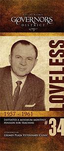 Governor Loveless