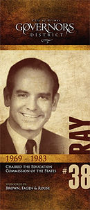 Governor Ray