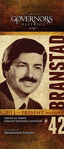Governor Branstad