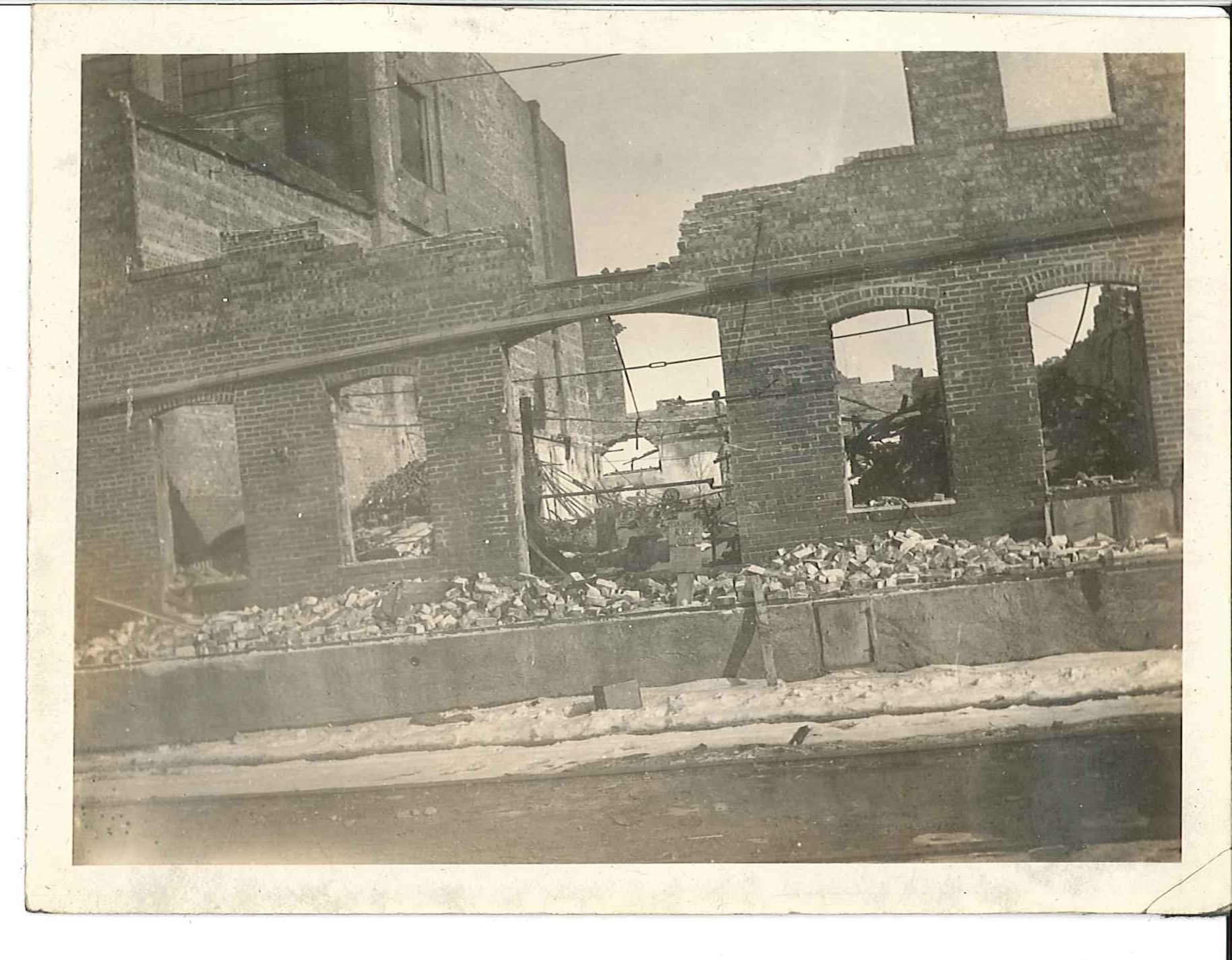 Canning Plant Fire 1929 (2)