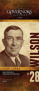 Governor Wilson