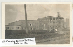 Canning Factory, ca. 1915