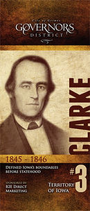 Territory Governor Clarke