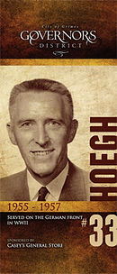 Governor Hoegh
