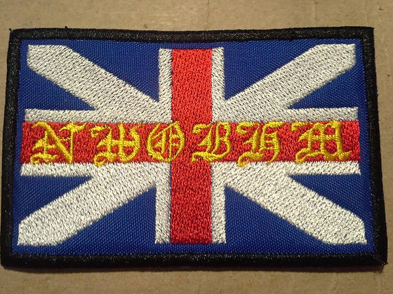 NWOBHM Embroidered Patch