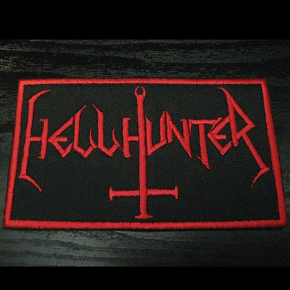 Hellhunter Embroidered Patch