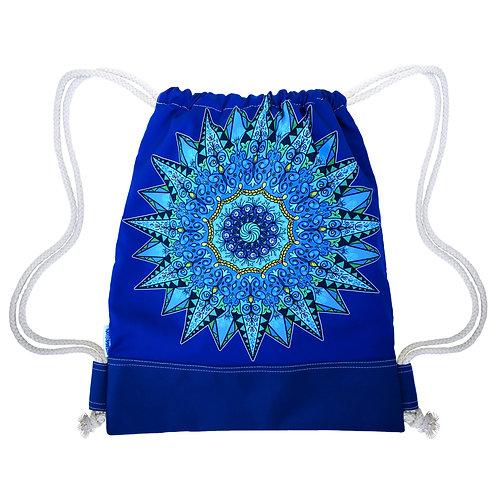 Blue Urchin Bag
