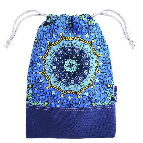Blue Urchin Pouch