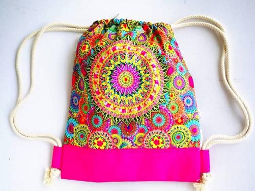 Hippy Pink Bag