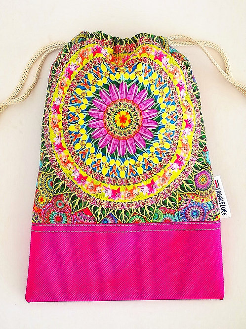 Hippy Pink Pouch