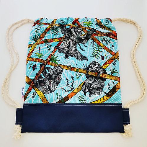 Sloth Beach Bag