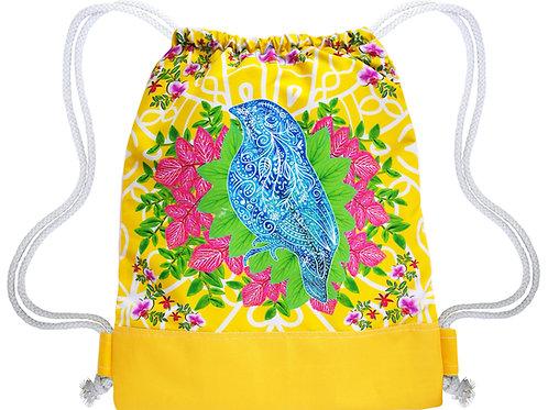 Blue Bird El Pajaro Bag