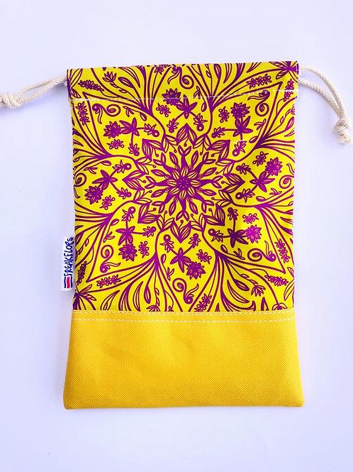 Purple Sole Pouch