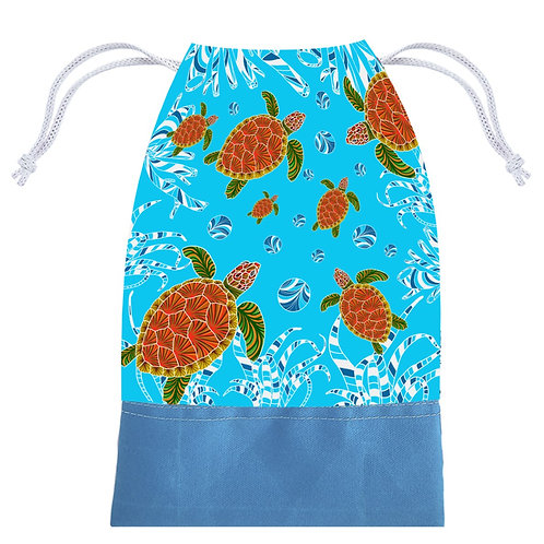 Turtles Pouch
