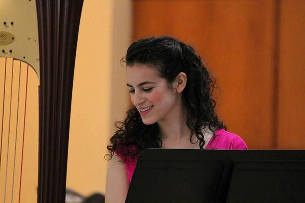 Emily Misch, Soprano. The Secret Opera, art song composer concert