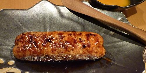 ・自家製ジャンボつくね・焼き鳥 串焼盛り(5本)・真ホッケ焼