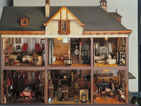 My Mother's Dollhouse (Short Story)