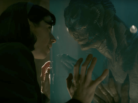 The Shape of Water (slight spoilers!)