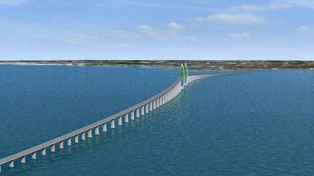 Prejuízo do estado com Ponte Salvador-Itaparica pode chegar a R$ 100 milhões por mês
