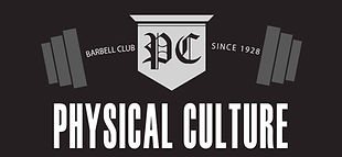 Physical Culture Gym in Putney Logo