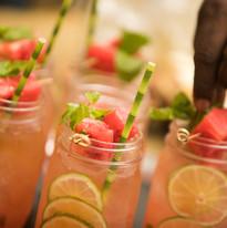 Watermelon Mint Mojitos Photo David Godd