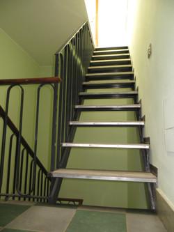 Scale per il 4° piano