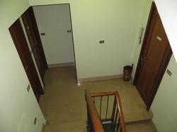 Pianerottolo al secondo piano