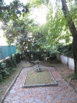 Giardinetto privato