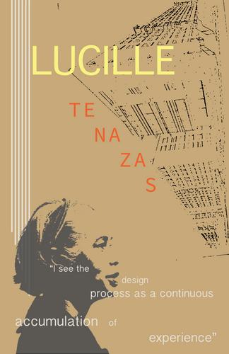 Lucille Tenazas Poster 4