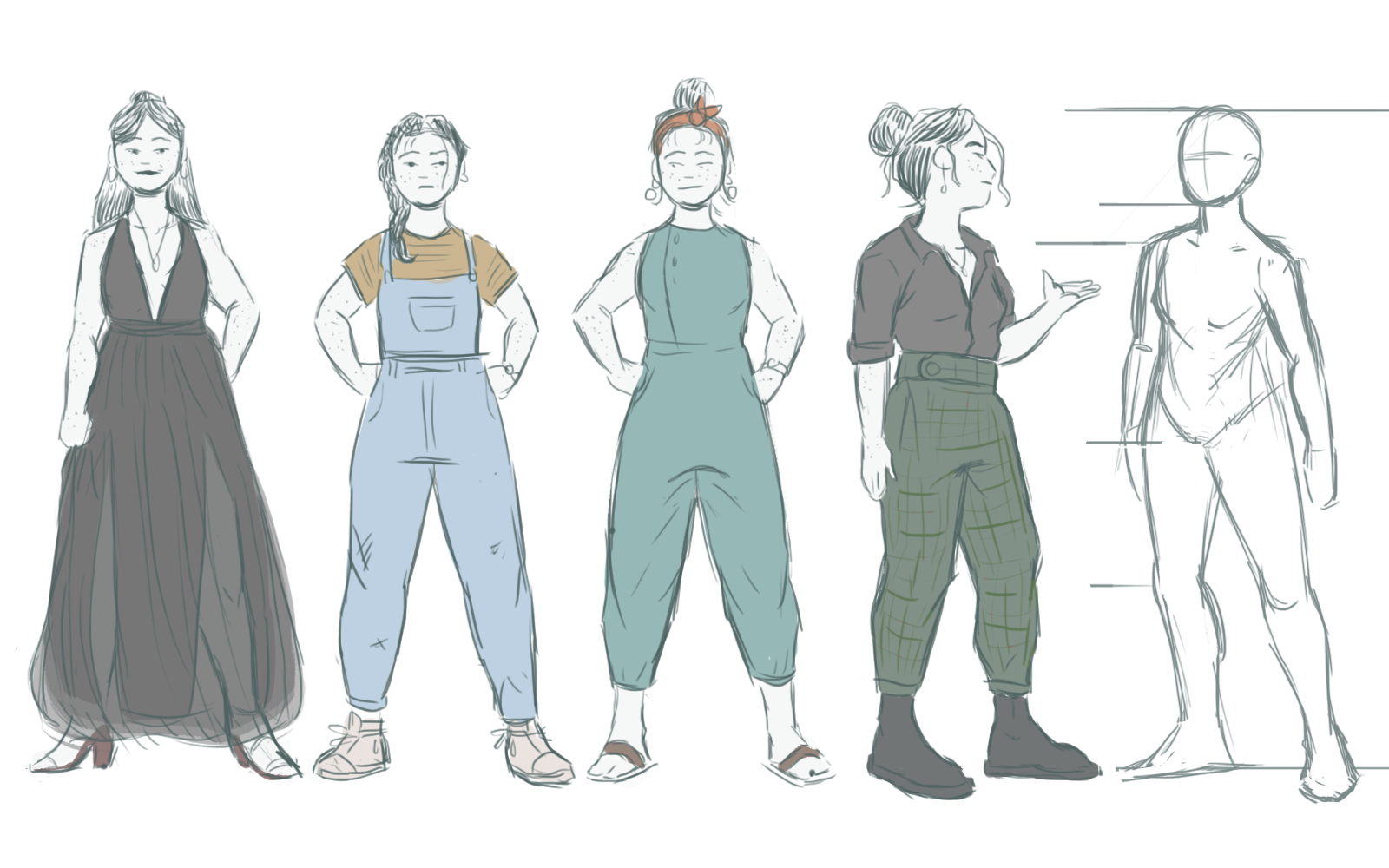 Maeve Outfits