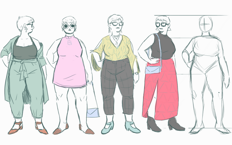 Sophie Outfits