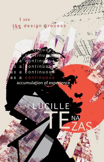 Lucille Tenazas Poster 1