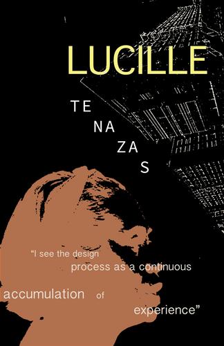 Lucille Tenazas Poster 3