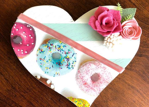 Donut go breakin' my heart