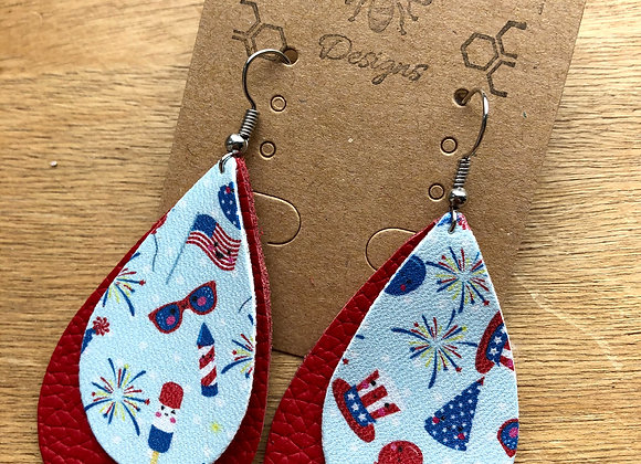 Double Layer Earring
