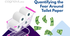 Quantifying the Fear Around Toilet Paper