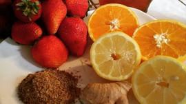 Recipe: Fresh Strawberry Ginger Jam