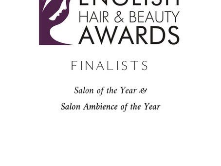 we are FINALISTS! and we have you to thank...