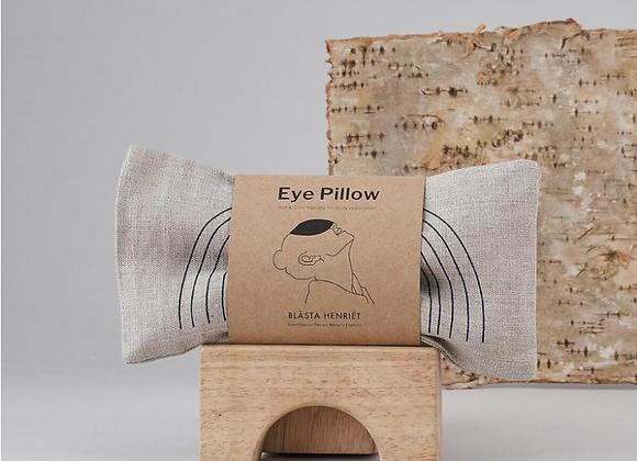Linen Wheat Eye Pillow | Faces
