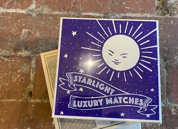 Starlight Match Box