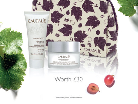 FREE Caudalie Radiance Duo - LIMITED STOCK AVAILABLE