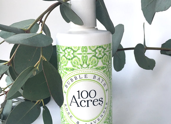 100 ACRES APOTHECARY Bubble Bath | 100% natural