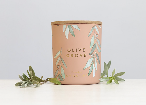 Olive Grove Candle