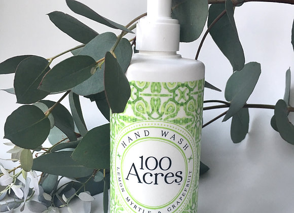 100 ACRES APOTHECARY Hand Wash | 100% natural