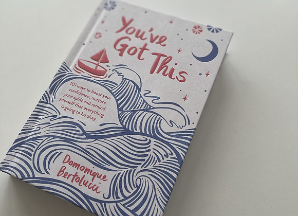 You've got this book