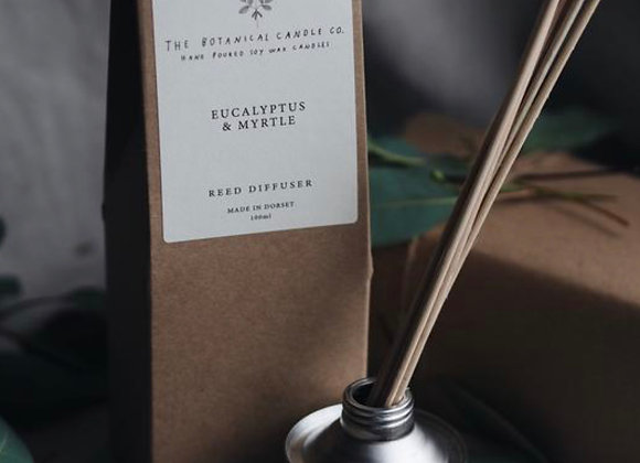 Eucalyptus & Myrtle Reed Diffuser
