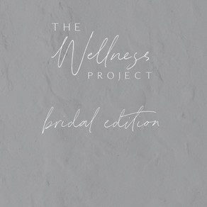 Introducing The Wellness Project | a 12 step / 6 week plan to a more radiant you!