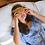 Thumbnail: Linen Wheat Eye Pillow   Yellow
